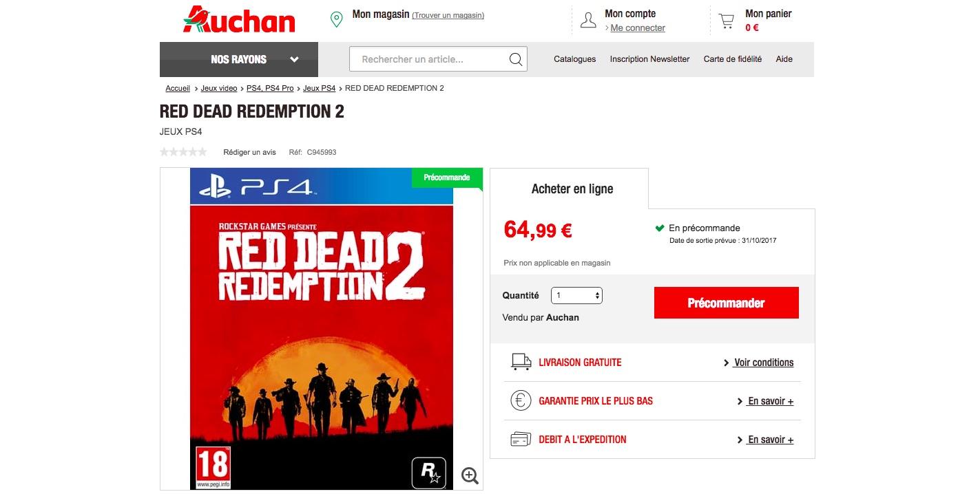 RedDeadRedemption2 PS4 Div 017