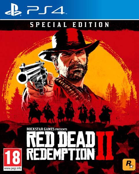 RedDeadRedemptionII PS4 Div 054