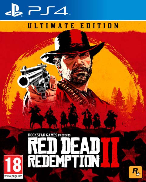 RedDeadRedemptionII PS4 Div 055