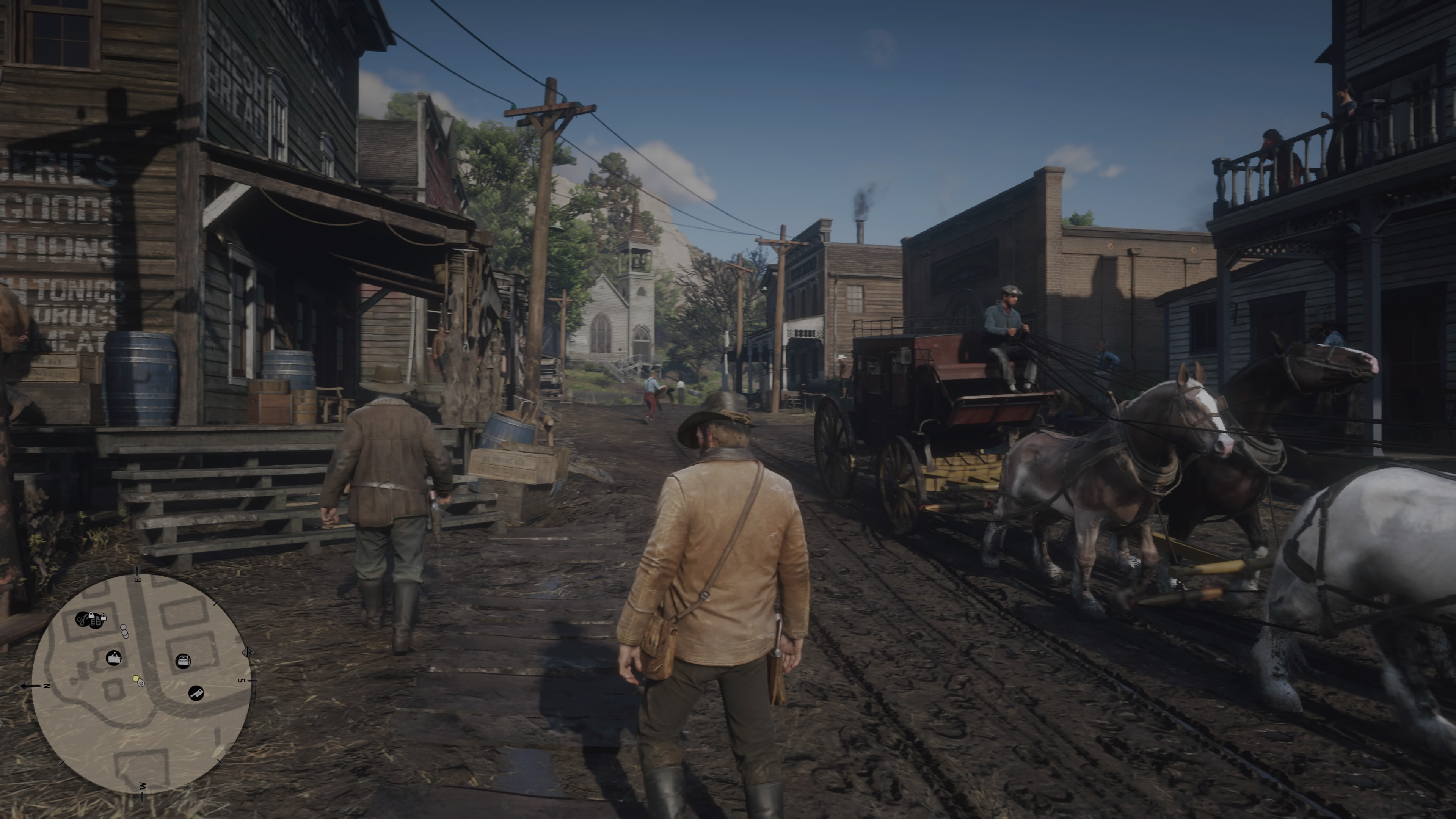 RedDeadRedemptionII PS4 Test 081