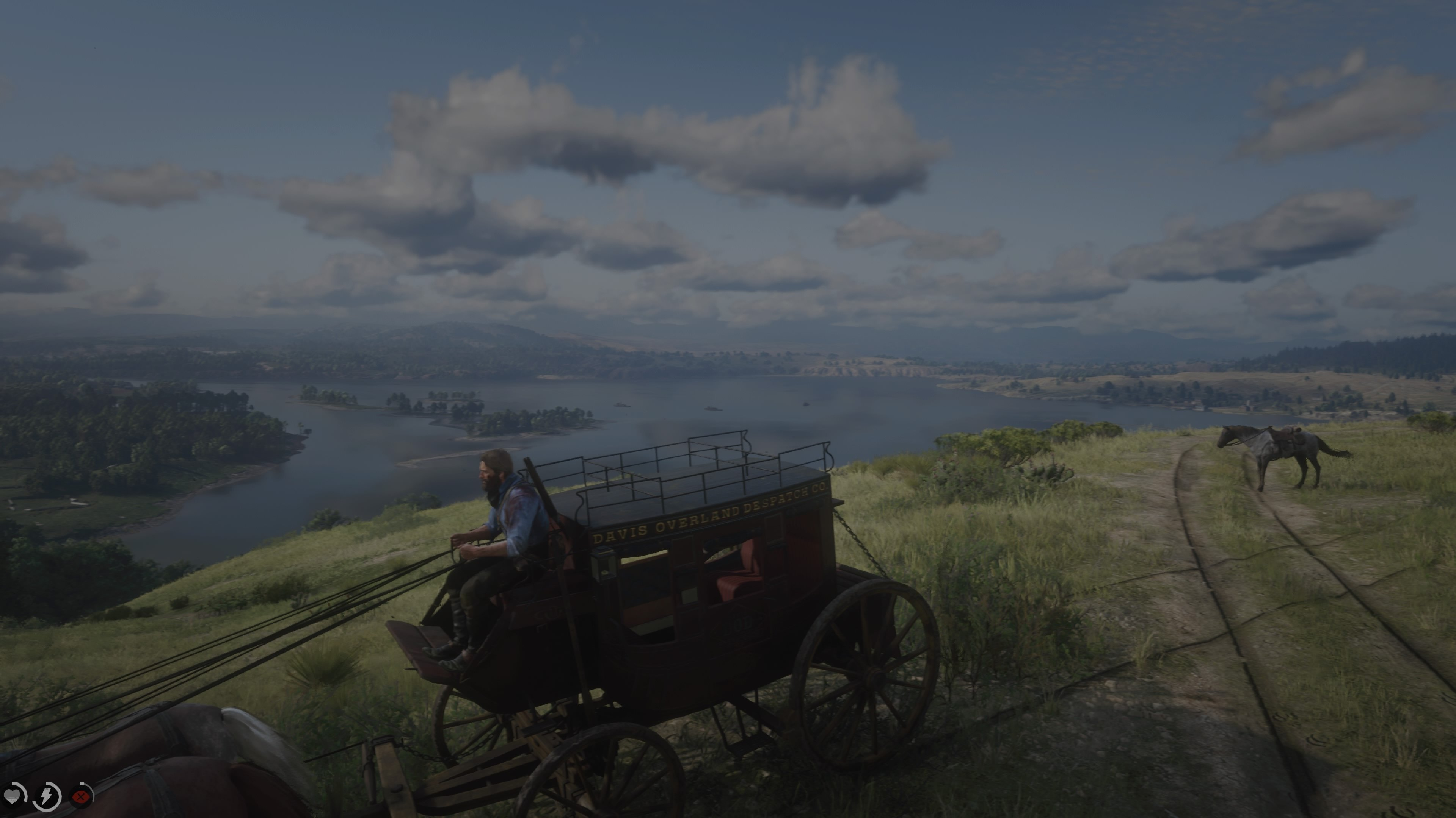 RedDeadRedemptionII PS4 Test 100