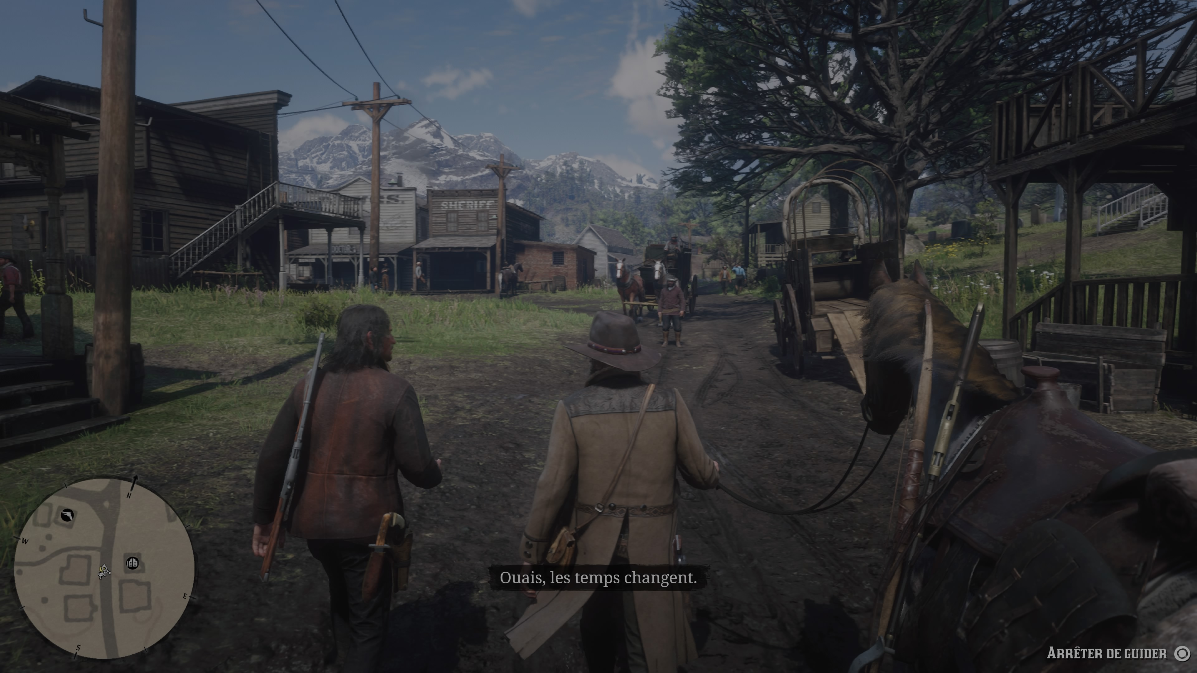 RedDeadRedemptionII PS4 Test 107