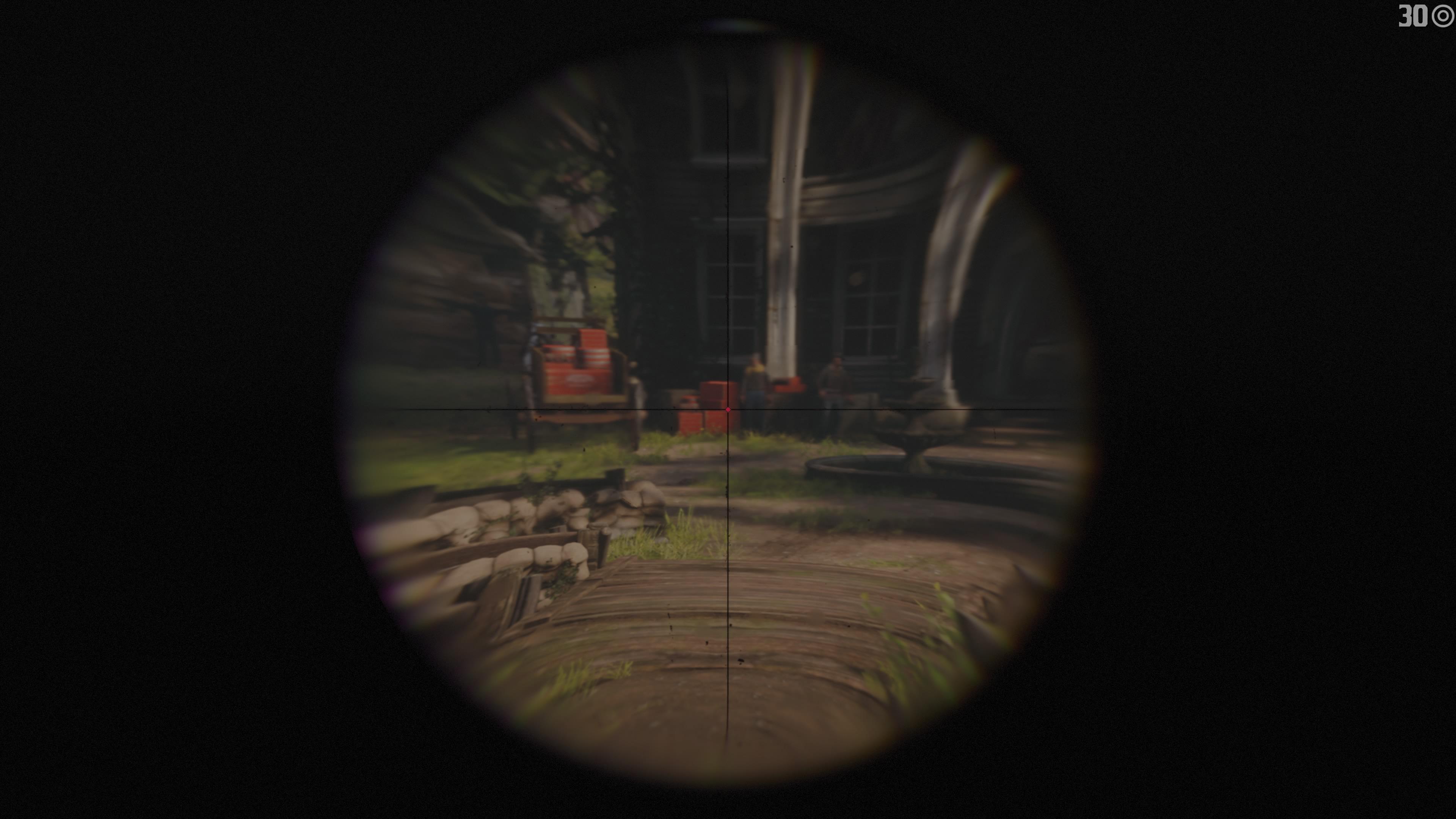 RedDeadRedemptionII PS4 Test 121