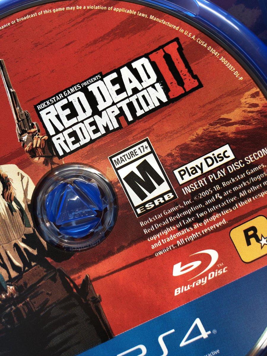 RDR2 Disc2