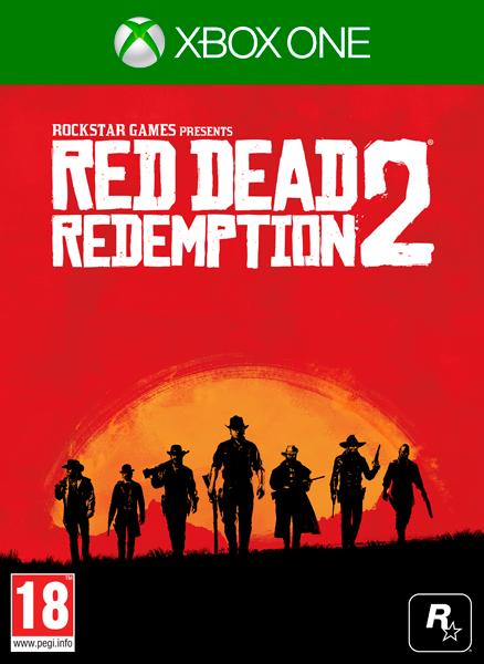 RedDeadRedemptionII XB1 Jaquette 003
