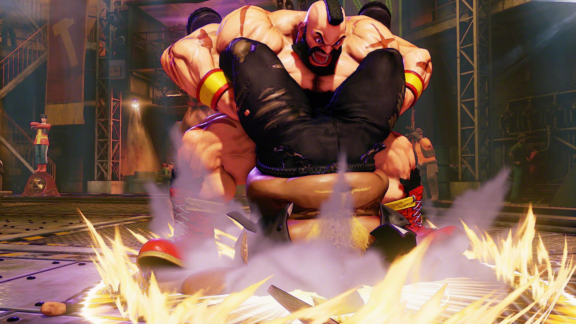 *Street Fighter V* Topic officiel - Page 4 StreetFighterV_Multi_Editeur_087