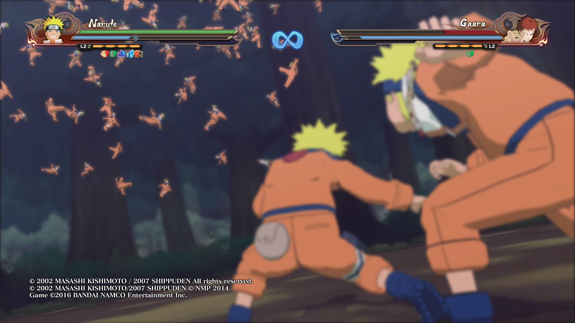 NarutoShippuden-UltimateNinjaStorm4 PS4 Test 001