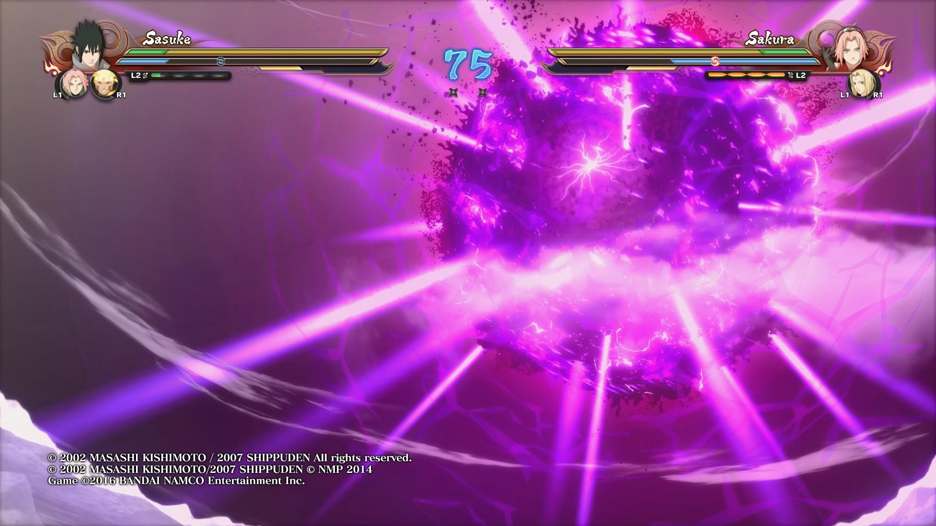 NarutoShippuden-UltimateNinjaStorm4 PS4 Test 003