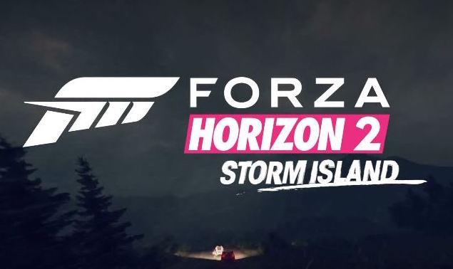ForzaHorizon2-StormIsland Xbox One Jaquette 001