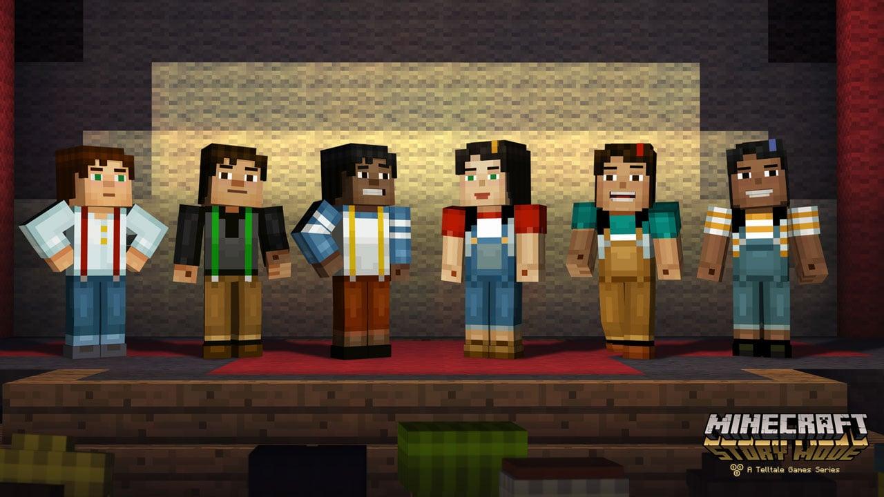 Minecraft-StoryMode Multi Editeur 001