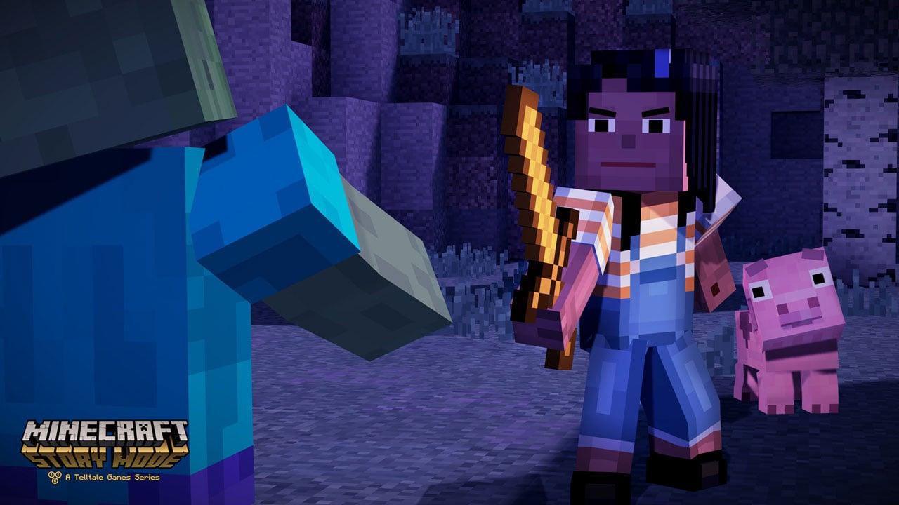 Minecraft-StoryMode Multi Editeur 002