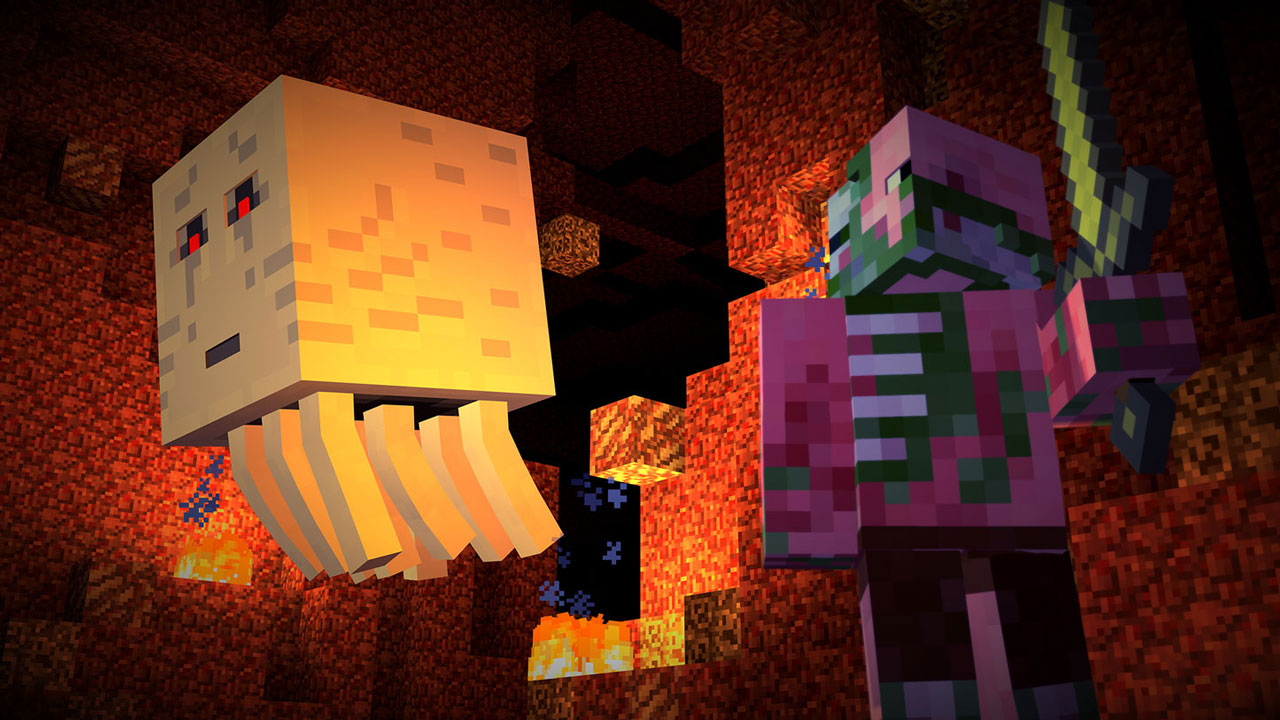 Minecraft-StoryMode Multi Test 004