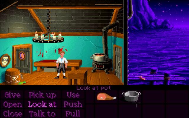 Secret Monkey Island PC 001