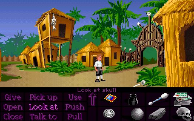 Secret Monkey Island PC 004