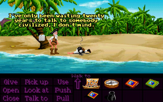 Secret Monkey Island PC 006