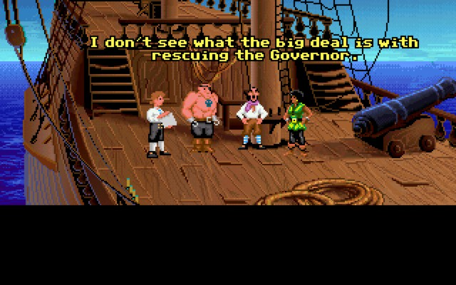 Secret Monkey Island PC 007