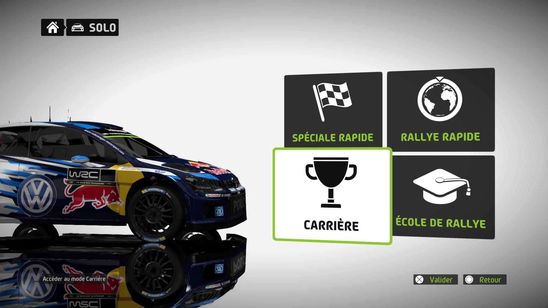 WRC5 PS4 Test 003
