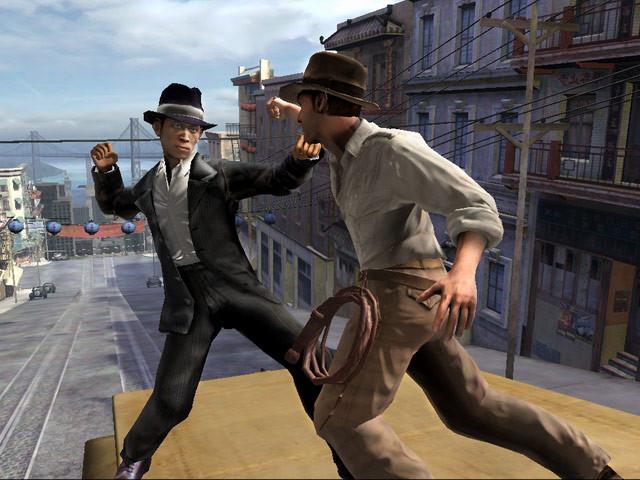 Indiana Jones Multi Editeur 008