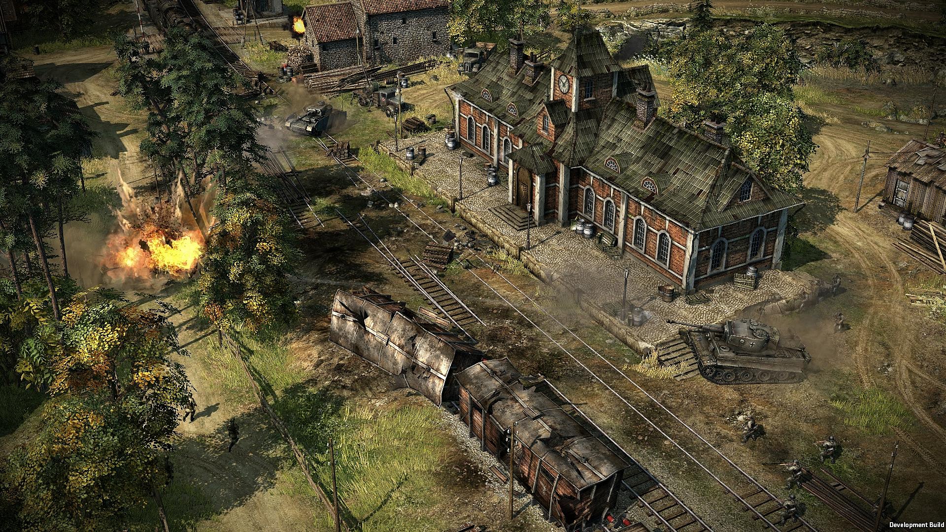 Blitzkrieg3 PC Editeur 001
