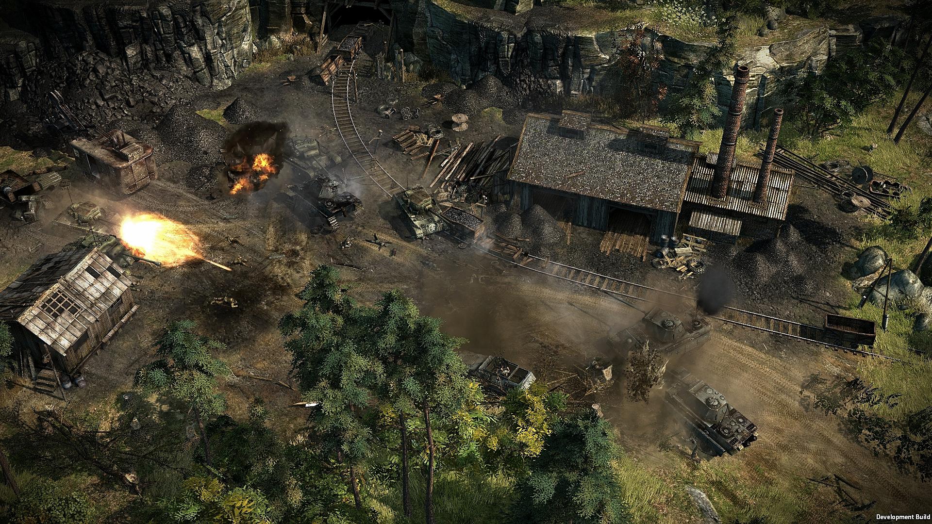 Blitzkrieg3 PC Editeur 004