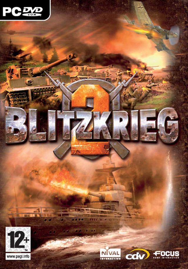 Blitzkrieg2 PC Jaquette 001
