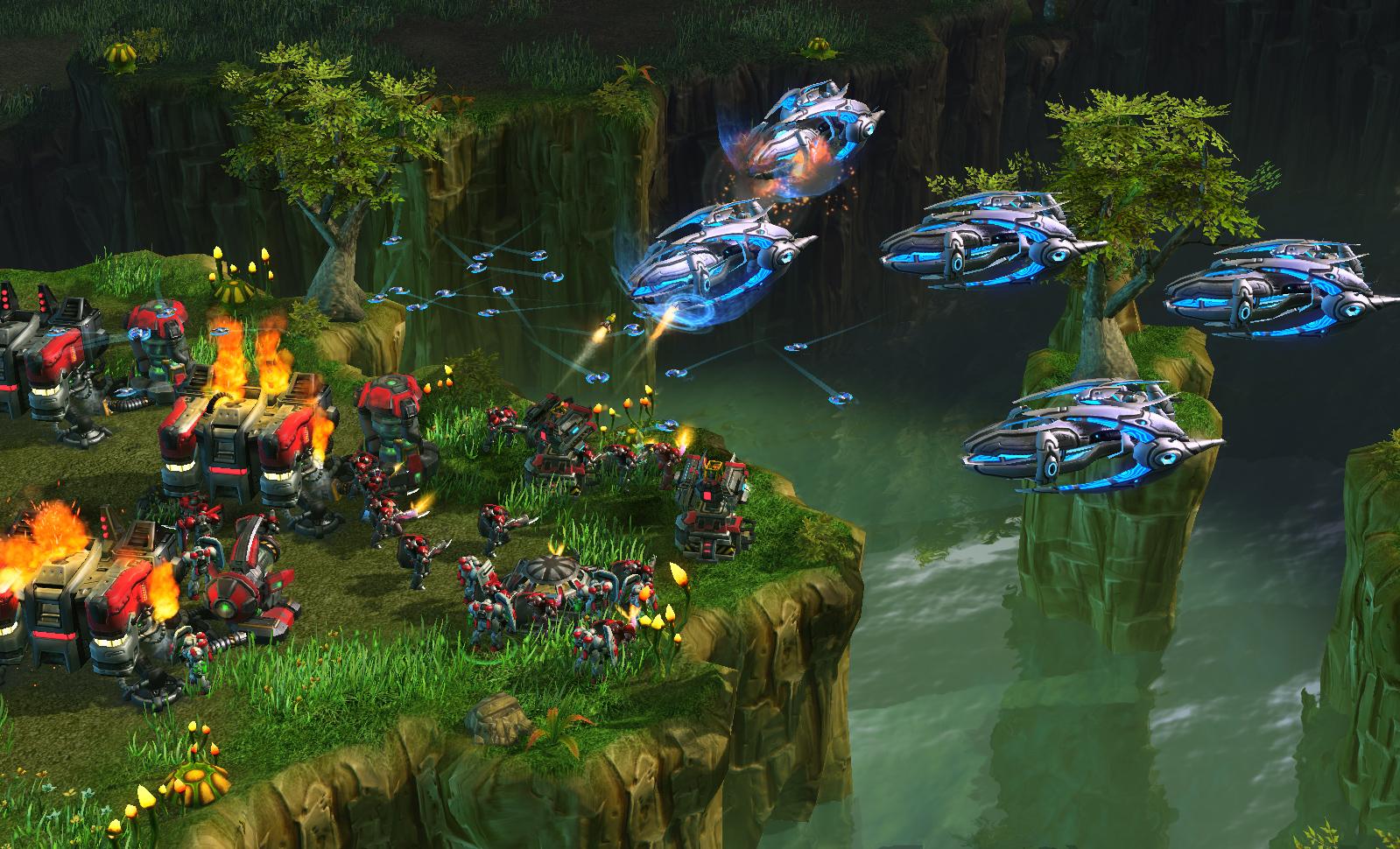 Starcraft2 PC Ed020