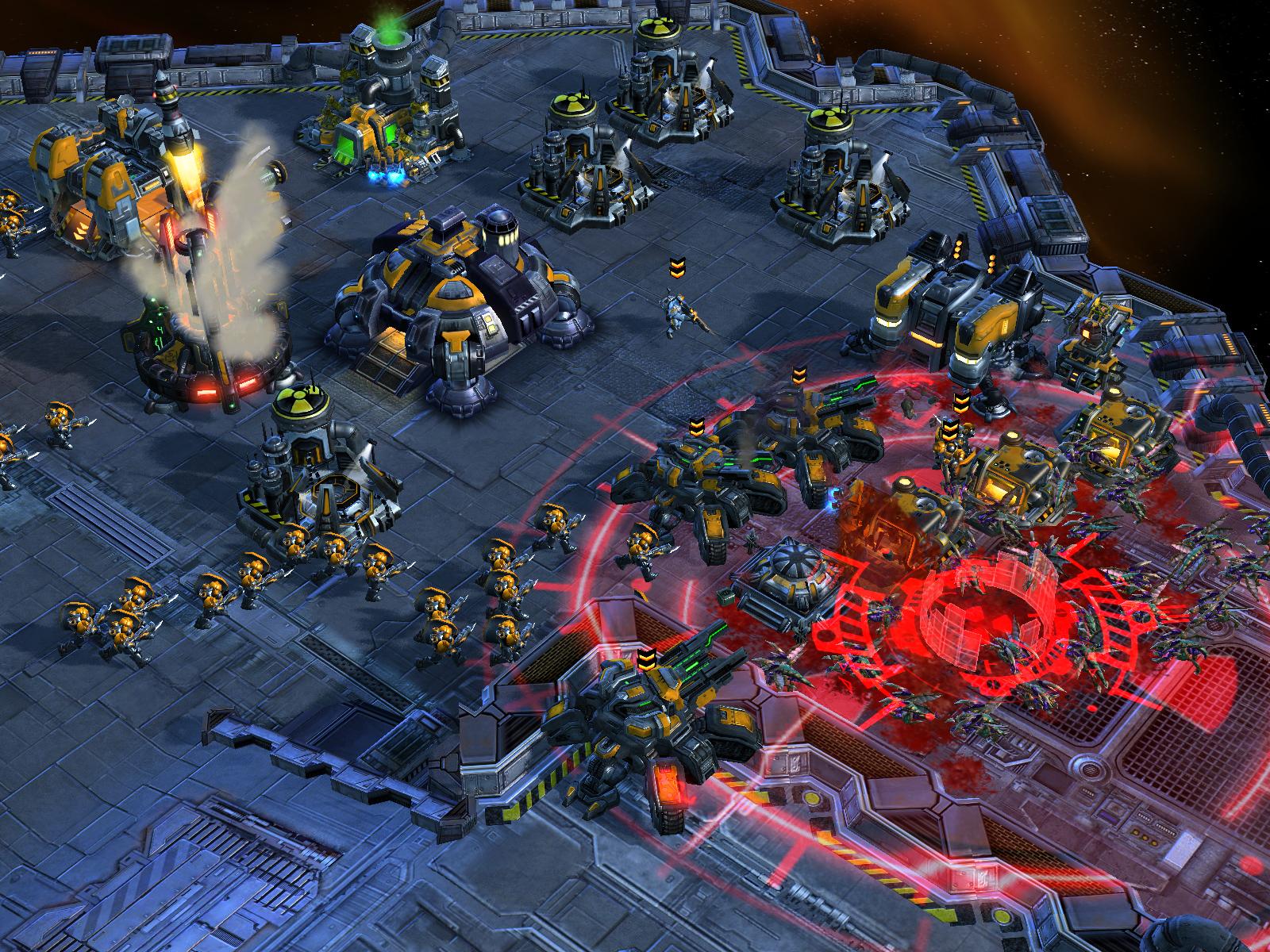Starcraft2 PC Ed021