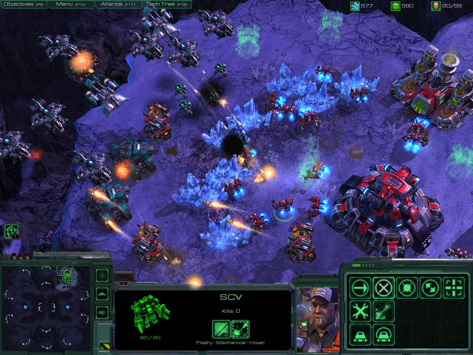 Starcraft2 PC Ed027