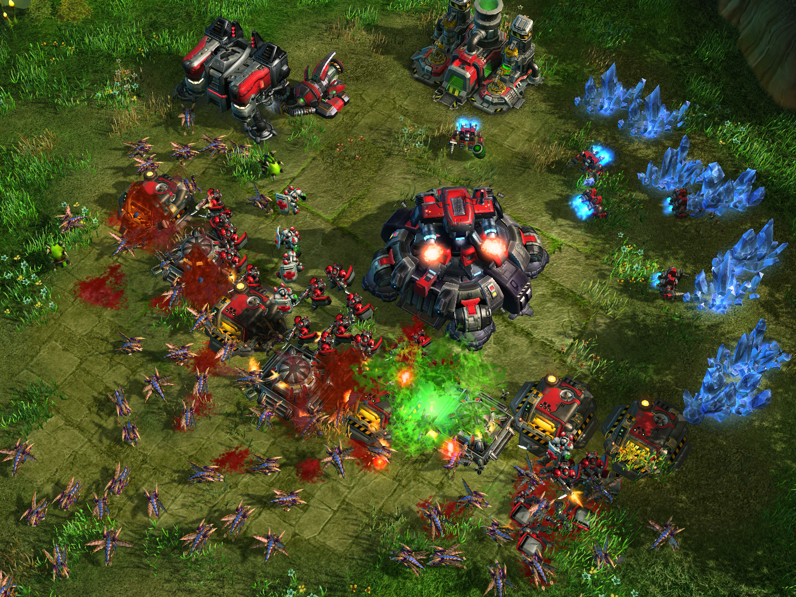Starcraft2 PC Ed030