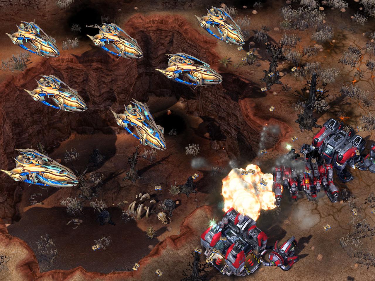 Starcraft2 PC Ed036