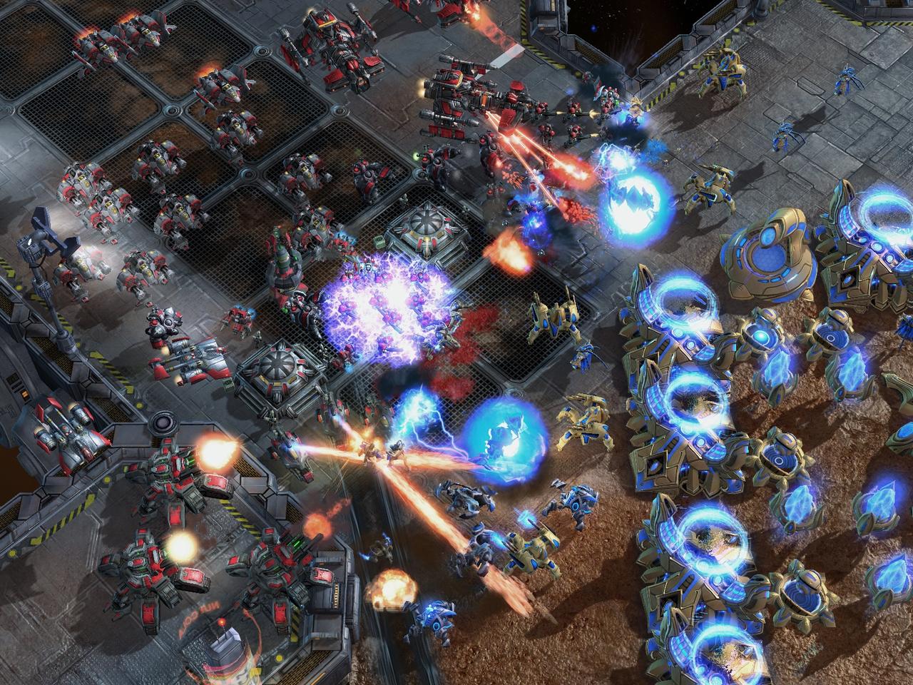 Starcraft2 PC Ed047