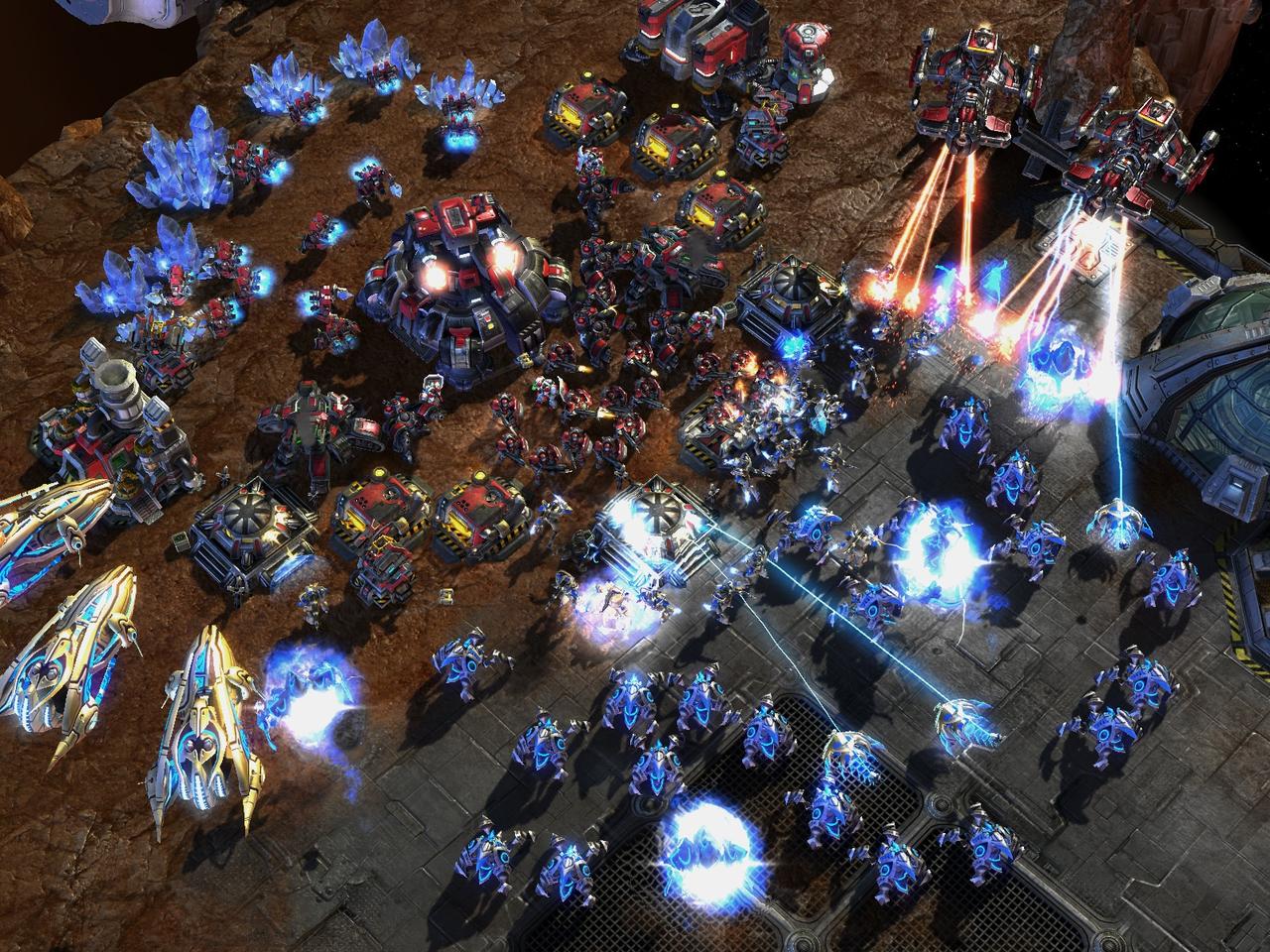 Starcraft2 PC Ed049