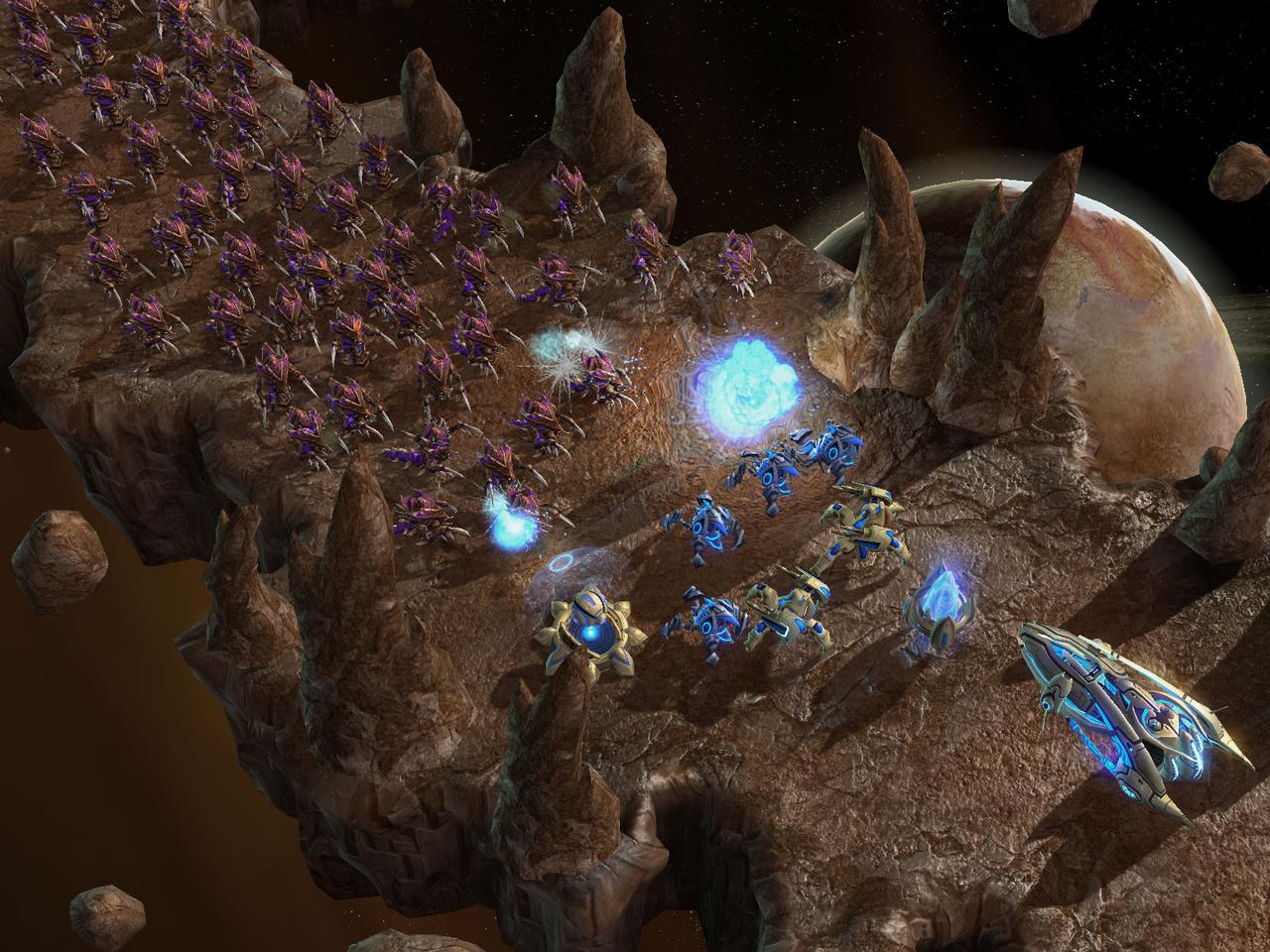 Starcraft2 PC Ed052
