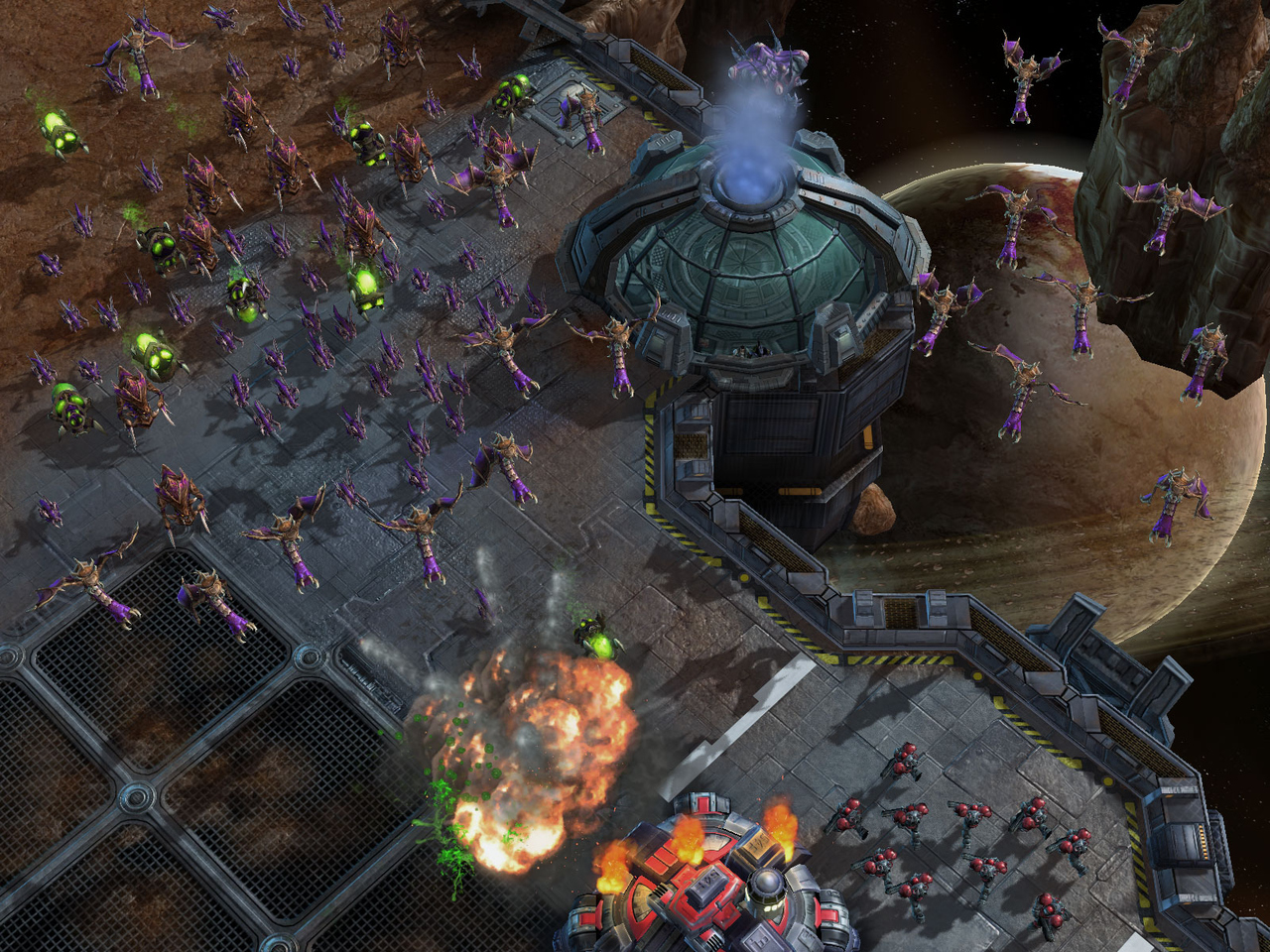 Starcraft2 PC Ed054
