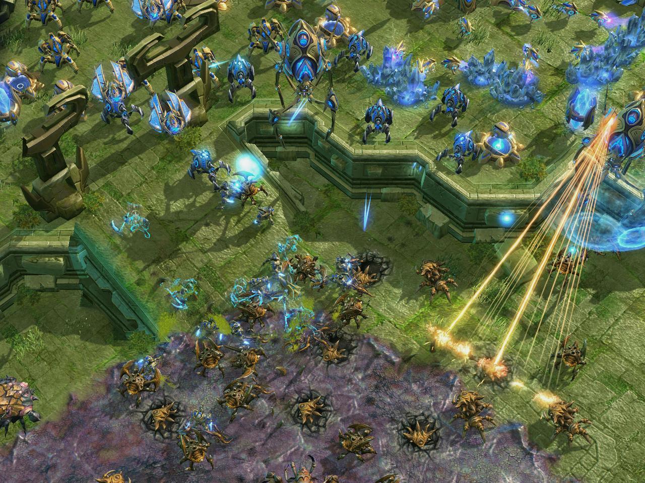 Starcraft2 PC Ed055