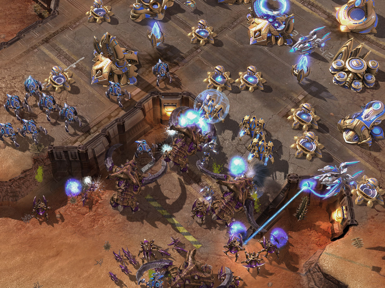 Starcraft2 PC Ed057