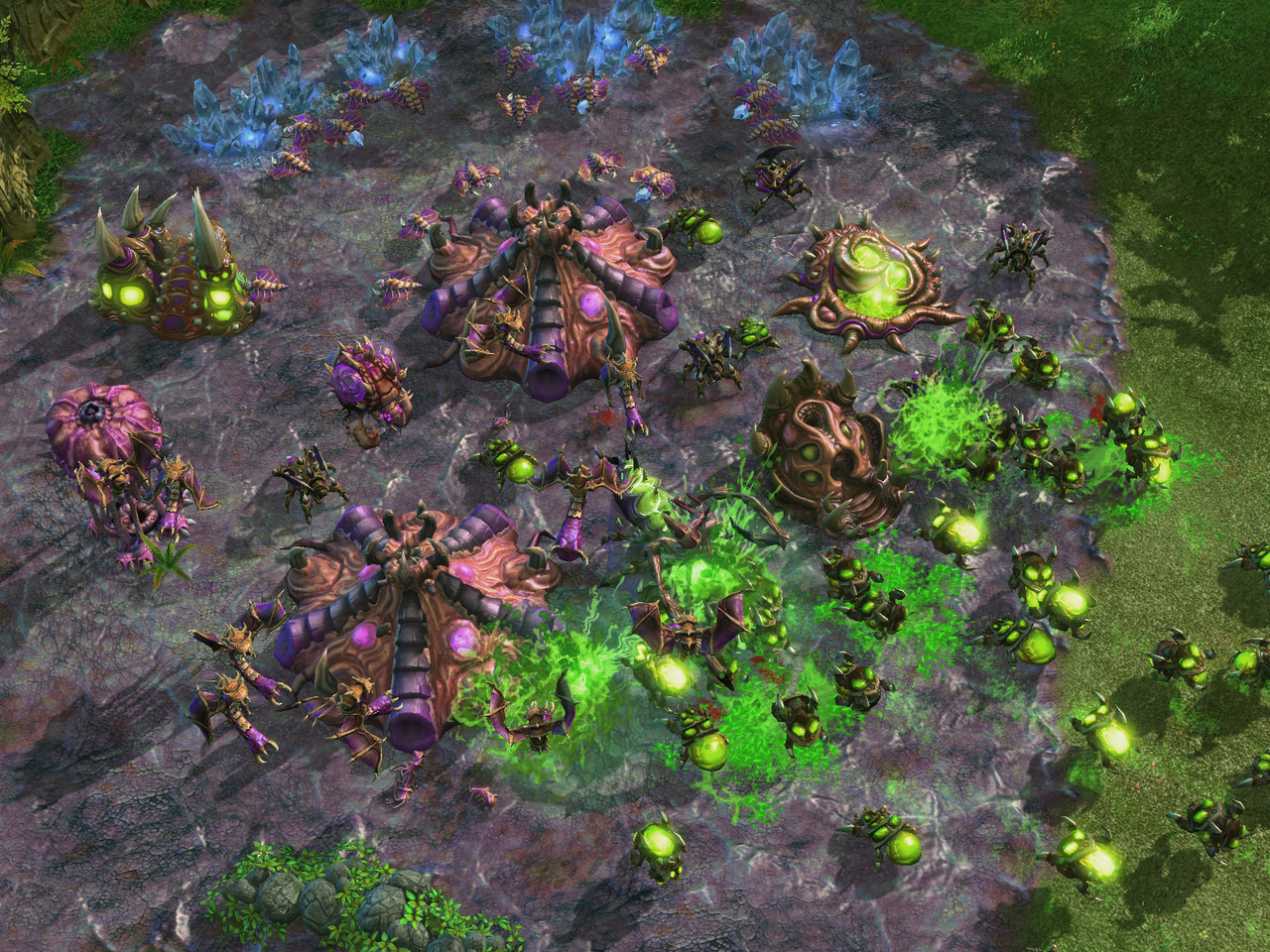 Starcraft2 PC Ed058