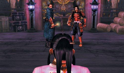Onimusha 3 Demon Siege PC Edit 002