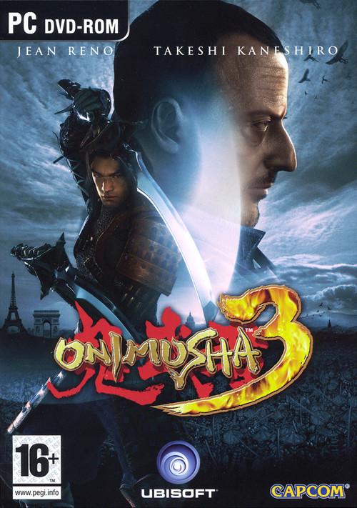 Onimusha 3 Demon Siege PC Jaquette