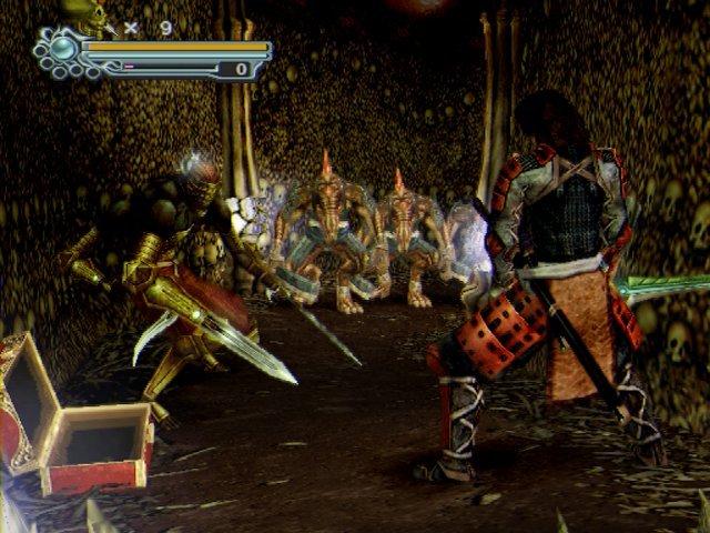 Onimusha 3 Demon Siege PS2 Edit 007
