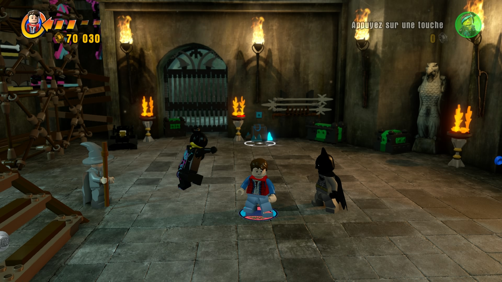 LEGODimensions PS4 Test 001