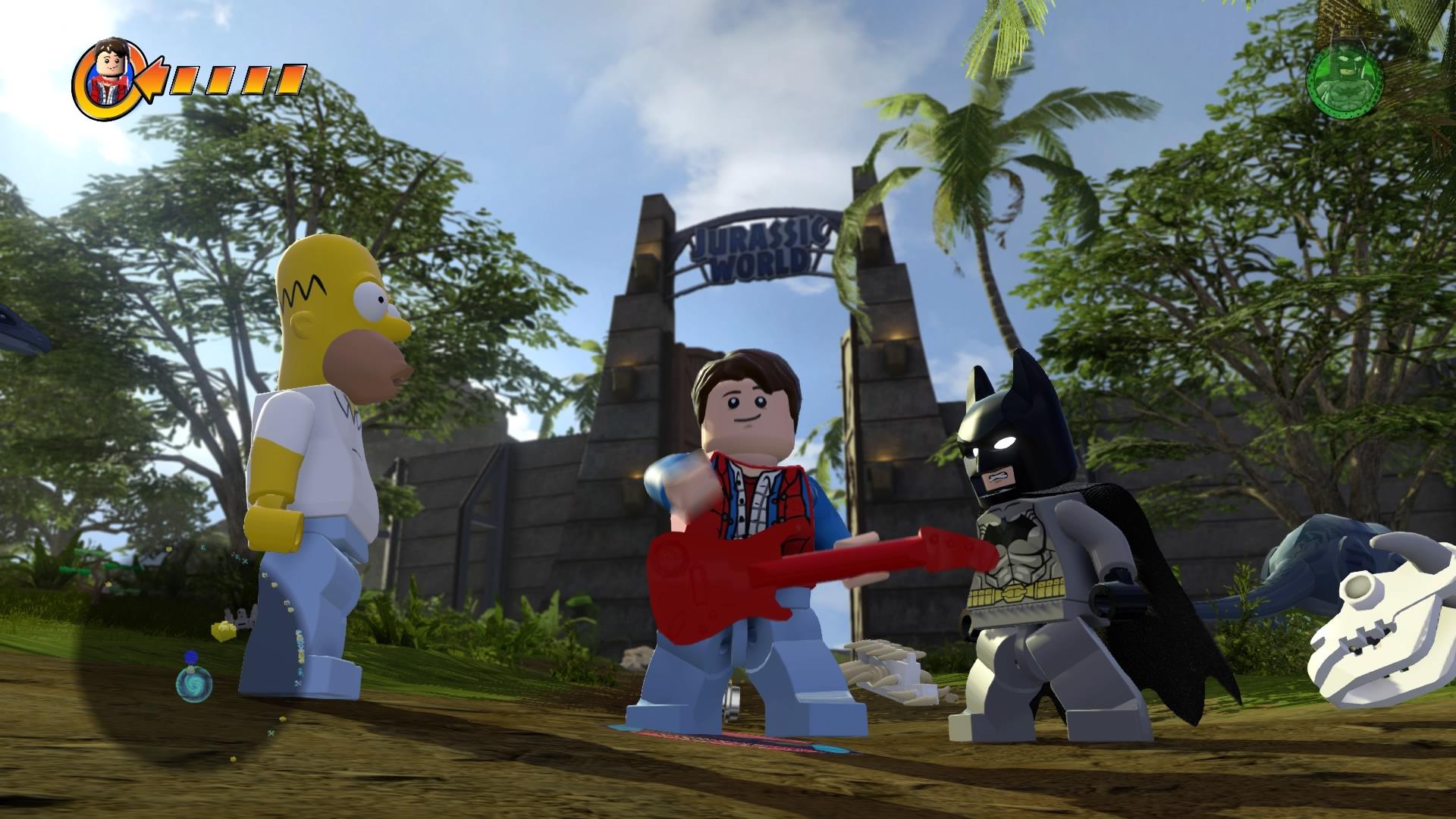 LEGODimensions PS4 Test 016