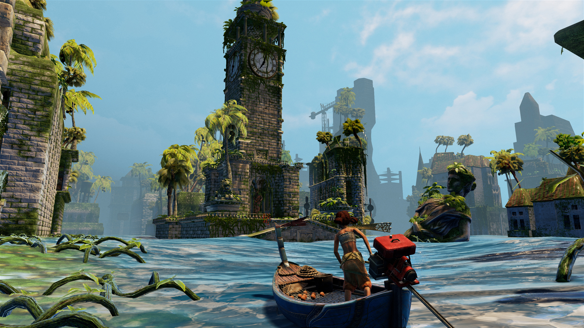Submerged PS4 Editeur 001