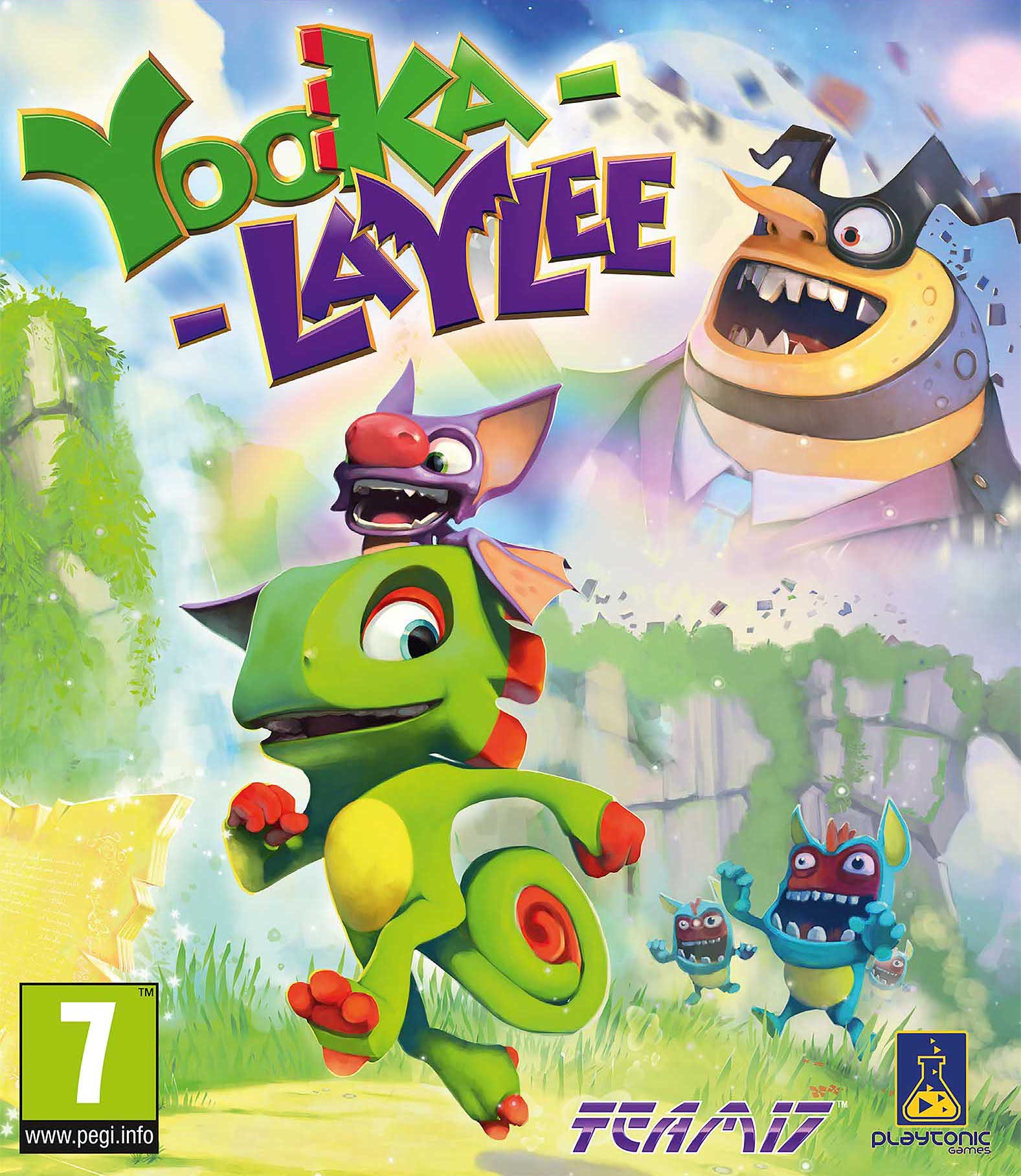 Yooka-Laylee Multi Jaquette 002