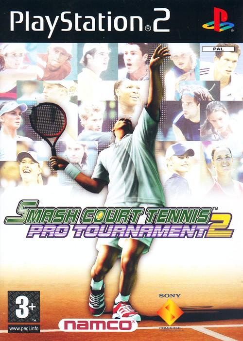 SmashCourtTournament2 PS2 Jaquette 001