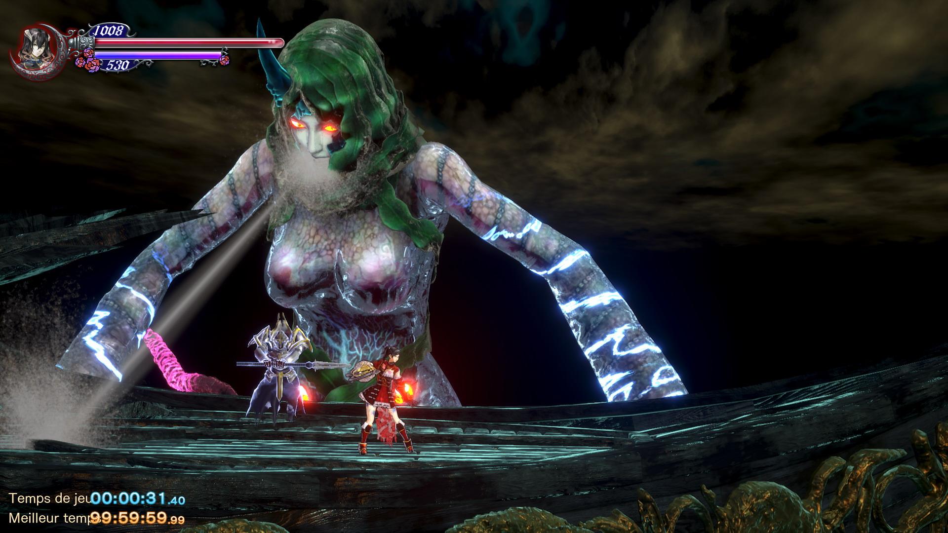 Bloodstained-RitualoftheNight PC Test 013