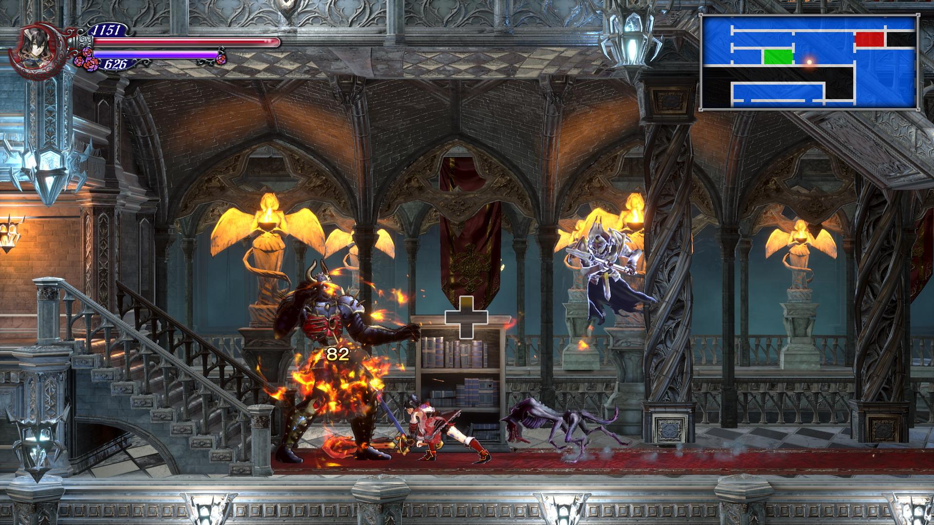 Bloodstained-RitualoftheNight PC Test 014