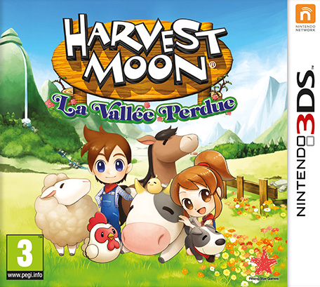HarvestMoon-LaValleePerdue 3DS Jaquette 001