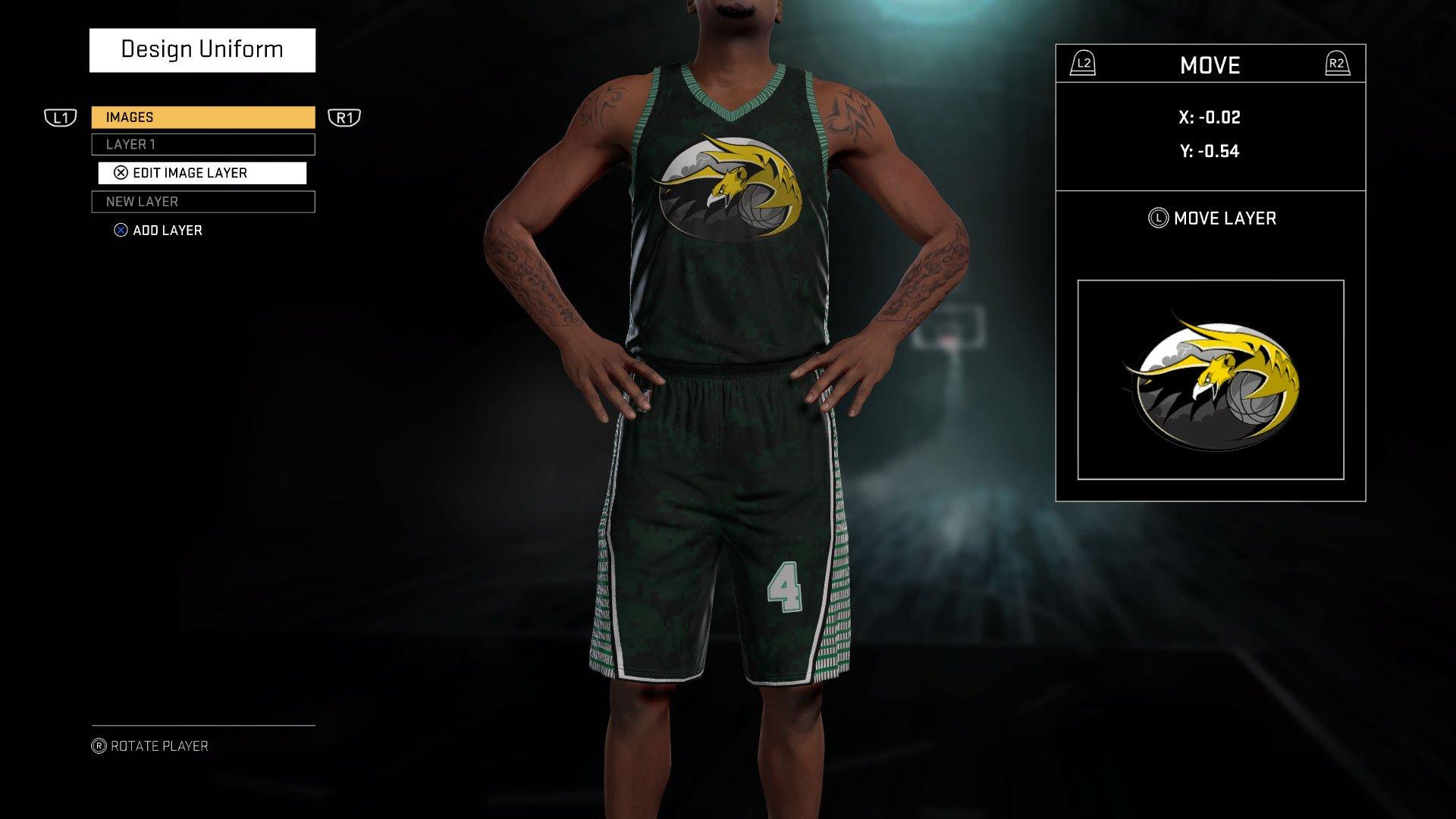 NBA2K16 Multi Editeur 007