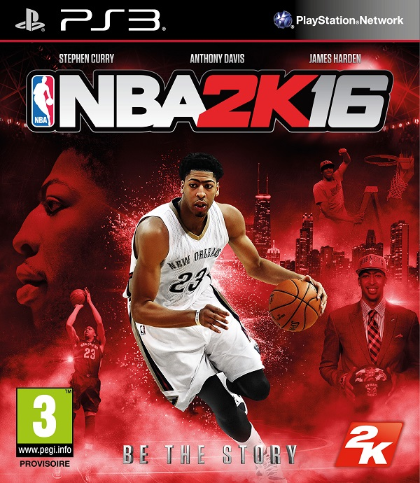 NBA2K16 PS3 Jaquette 002